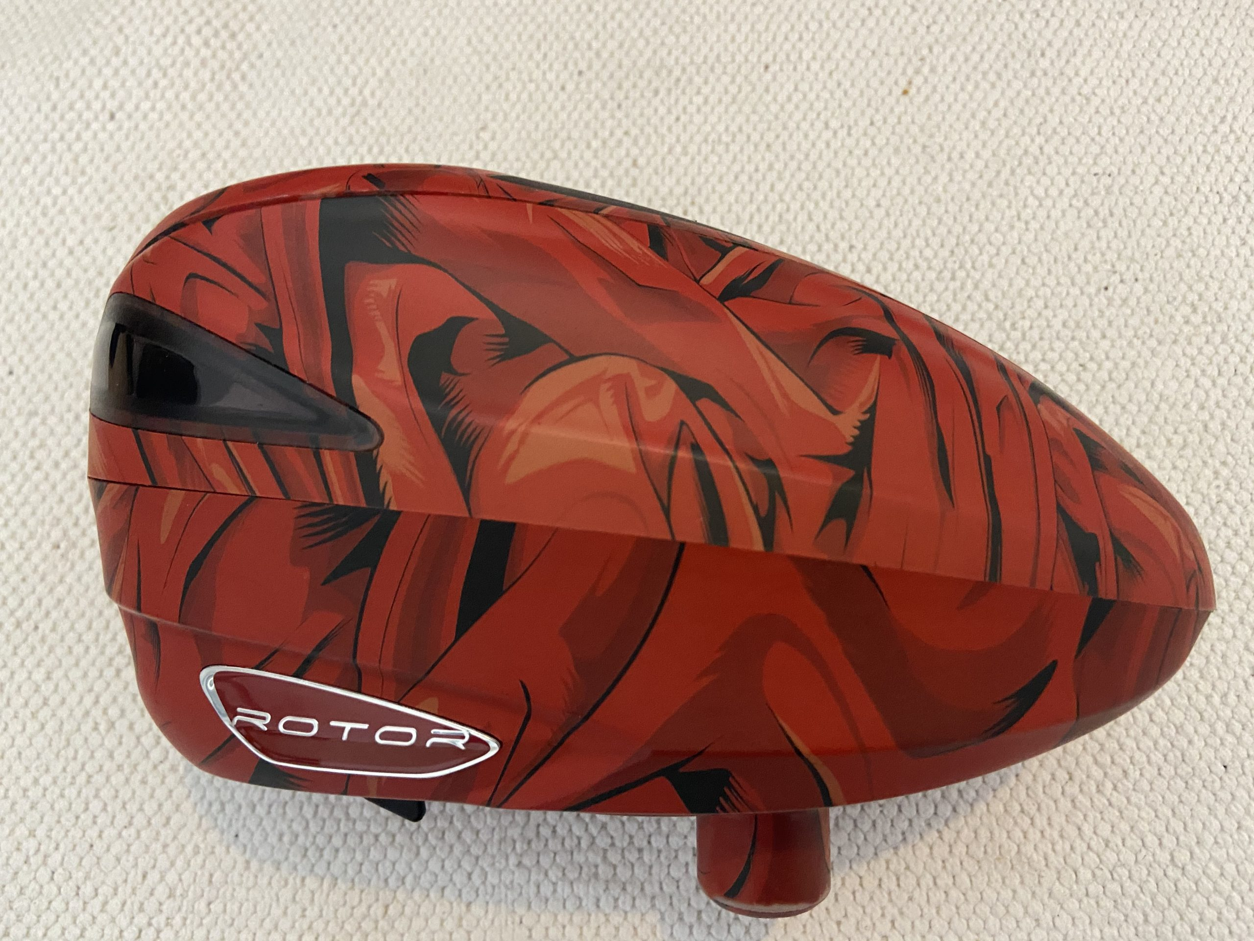 Planet Eclipse Etek 4    AM inkl. DYE Rotor Red Cloth!